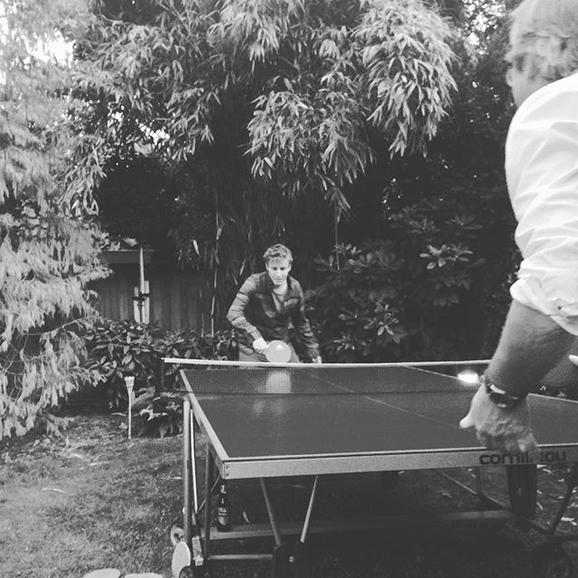 RMC-zomer-bbq-pingpong-battle is on! #niksvriendschappelijk #bureaurmc #retailpingpong #beleving #bbq #nederlandsezomer #toetjemagkomen #jaarlijkseyoeri'spubquiz