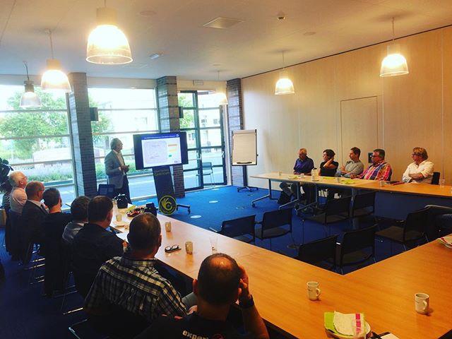 Opnieuw een Ontbijtsessie met ondernemers, dit keer big data in Castricum! #buch #geesterduin #dorpsstraat