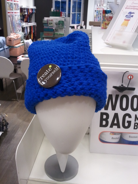 Create your own Beanie, Gent