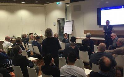 Gisteravond #expertmeeting #alphenaandenrijn: samen met stakeholders het #actieplan opstellen!