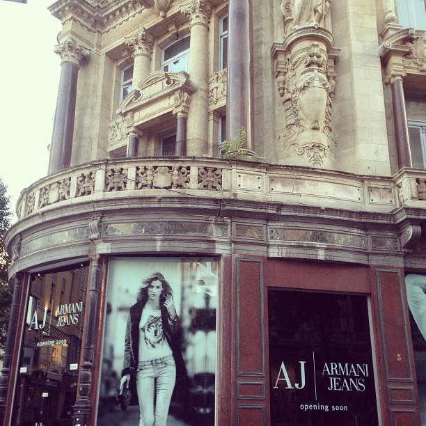 AJ in Antwerpen