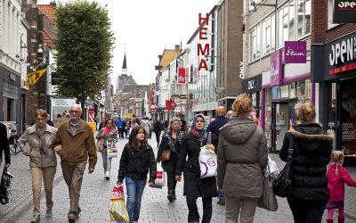 A1-winkelstraten profiteren nog niet van groeiende economie