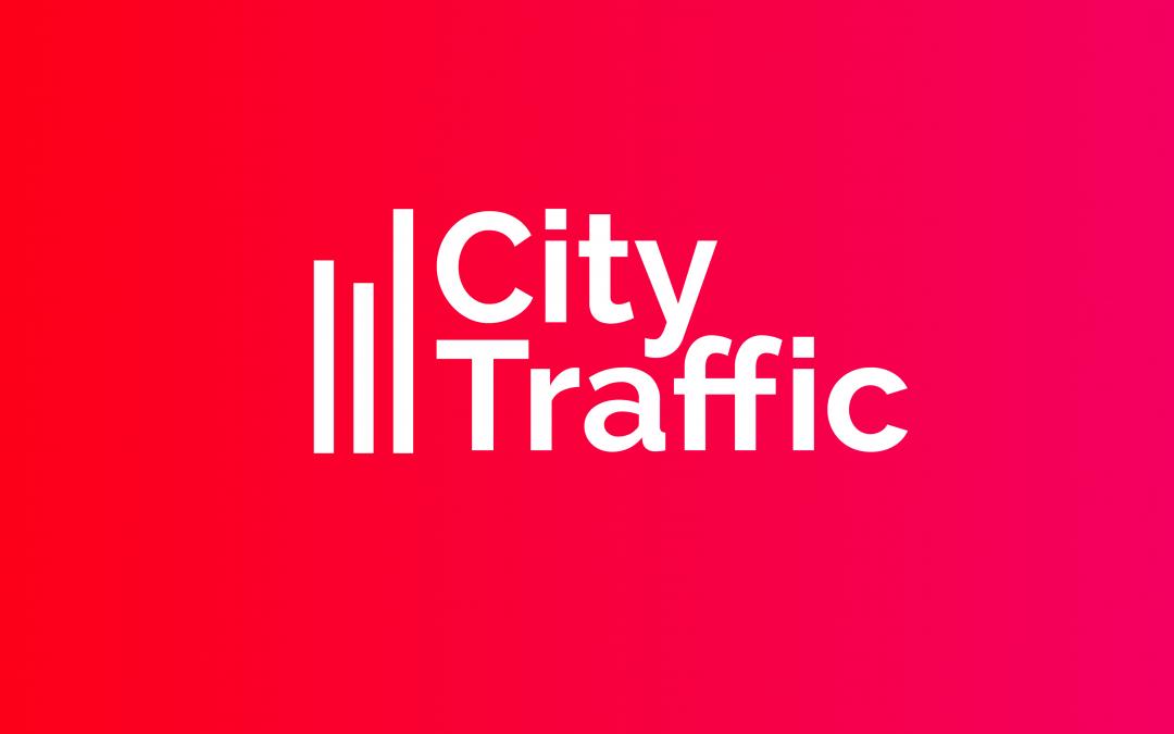 Nieuwe website en uitstraling voor CityTraffic