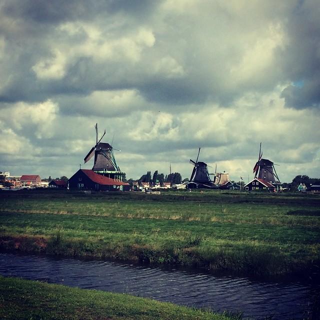 De 3 na best bezochte attractie van NL: de Zaanse Schans
