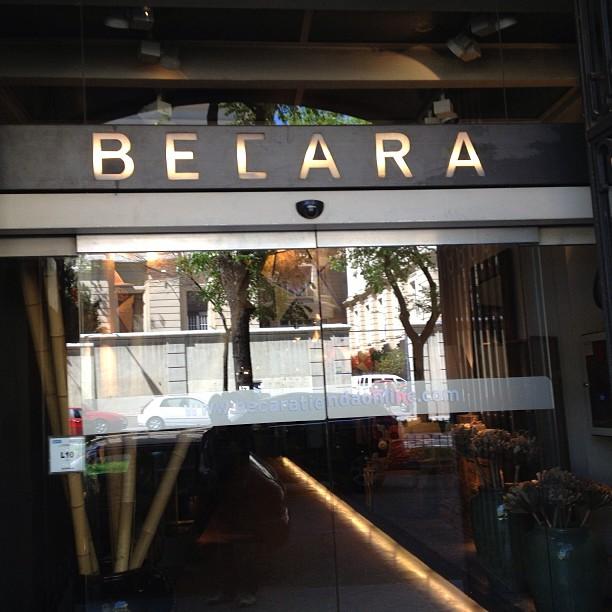 Een prachtige woonwinkel in madrid. Www.becramadrid.com