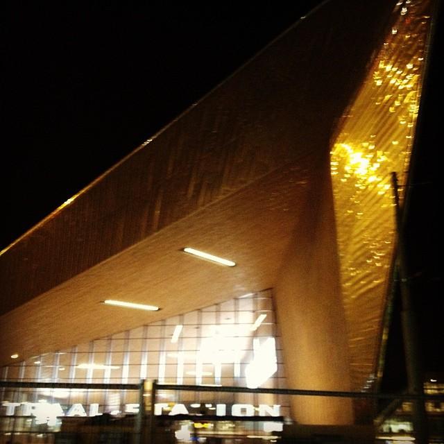 Nieuw Rotterdam CS aka 'de patatzak'