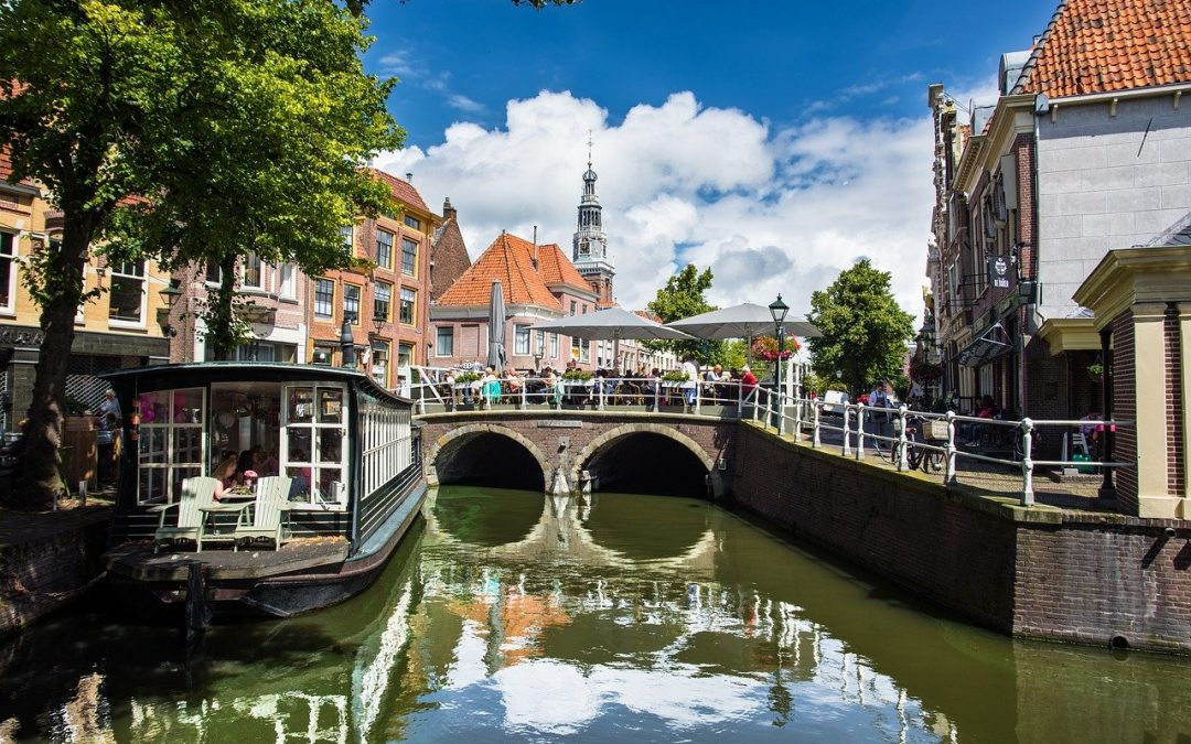Slimme stad Alkmaar geeft het voorbeeld