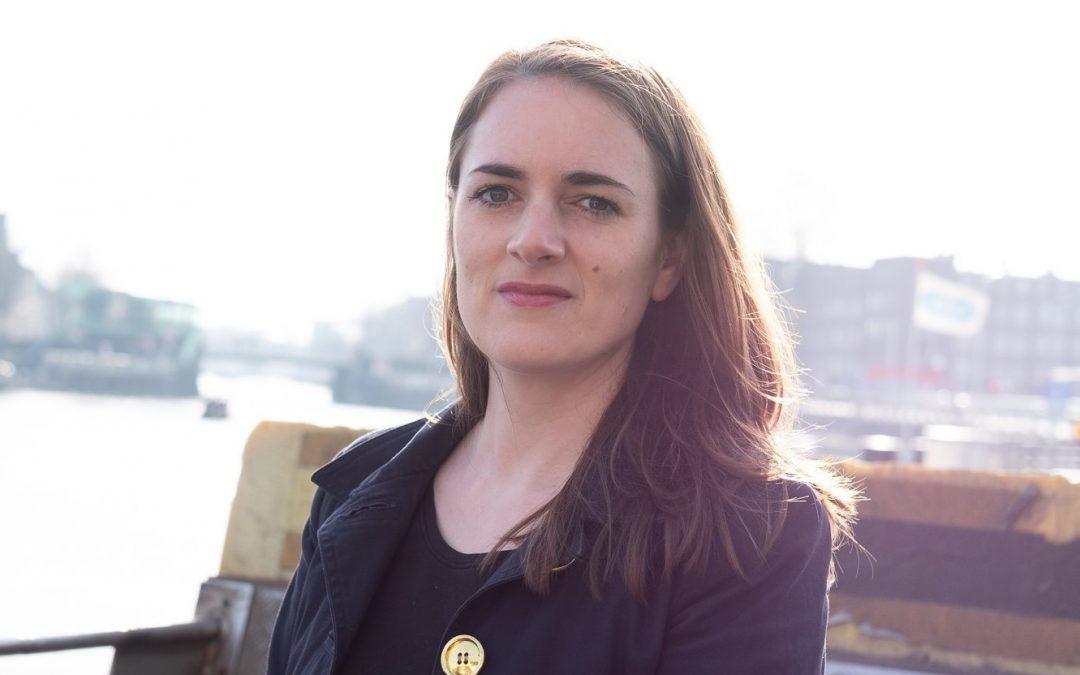 Nieuwe collega Maria Kraaijkamp